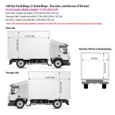 16ft Box Truck Wraps | Billboard Advertising Truck Stickers | Prints ... Box Truck Equipment Inlad Van Company Ford Trucks In Kentucky For Sale Used On 2014 Isuzu Npr Hd 16ft With Lift Gate At Industrial 2018 New Hino 155 Texas Fleet Sales Medium Duty 2013 Nprhd Gas Wktruckreport 2015 Ecomax 16 Ft Dry Bentley Services Ford Powerstroke Diesel 73l For Sale Box Truck E450 Low Miles 35k 24 Craigslist Best Resource Fedex Home Delivery Parcel Vans In Dallas Thompson Group