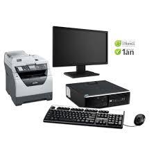 ordinateur de bureau hp bundle recond pc bureau hp 8200 moniteur 22 mfc 8380dn