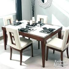 Raymour Flanigan Dining Sets And Long Island Streamline Your Look Contemporary Rooms