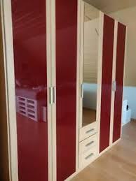 schlafzimmer schrank gebrauchte 2 25 m ebay