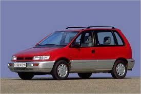 Mitsubishi Space Runner Minivan MPV 1991 1999 reviews
