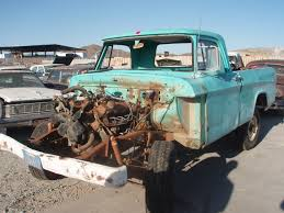 100 67 Dodge Truck 19 DT0071D Desert Valley Auto Parts