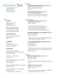 Two Column Resume Template S Design Blog Page For Free Cv