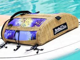 sup mesh deck bag sup deck bags haole purple by deckbagz