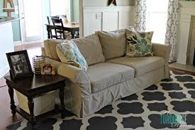 Living Room Makeovers Diy by Living Room Makeover Part 7 Final Reveal The Turquoise Home
