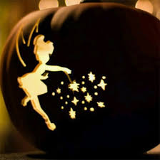 Cute Pumpkins Stencils by 16 Printable Tinkerbell Pumpkin Templates U0026 Designs Free