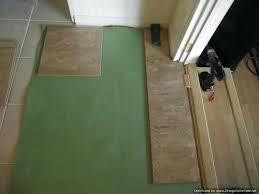 can i put ceramic tile over linoleum smooth floor amtrader