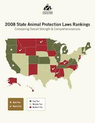 bureau steunk 2008 state protection laws rankings defense