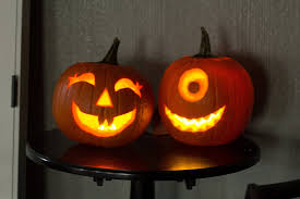 Mike Wazowski Pumpkin Carving Ideas by House On Tufton Ding Dong Trick Or Treat