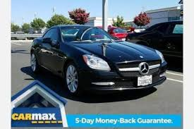 Brake And Lamp Inspection Fremont Ca by Used Mercedes Benz Slk Class For Sale In Fremont Ca Edmunds