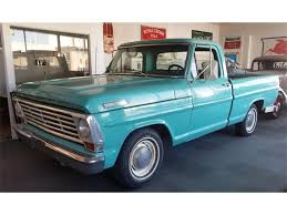 100 1967 Ford Truck Parts F100 For Sale ClassicCarscom CC1145915