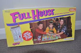 Full House Board Game