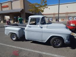 1957 GMC Pickup (Customized) By CadillacBrony On DeviantArt 1957 Gmc Napco 100 4x4s Pinterest Trucks 4x4 And Cars Stepside Truck Youtube Sema 2017 Ls3powered Built From The Ground Up On A Suburban For Sale Near Des Monies Iowa 50309 Classics On Ctr37 Gmc Black And White Tote Bag Sale By Steve Mckinzie Panel New Sierra Marks 111 Years Of Pickup Heritage Matchbox Wiki Fandom Powered Wikia Build Update 03 Ultra Motsports Llc 600 Series Original Color Sales Brochure Folder