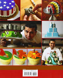 Cake Decorating Books Online by Baking With The Cake Boss 100 Of Buddy U0027s Best Recipes And