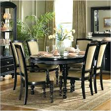 Oval Dining Table For 8 Room Set Round