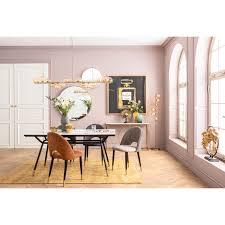 spiegel curve brass ø100cm kare design