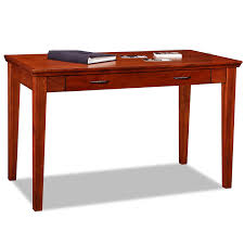 Corner Writing Desk Target by Amazon Com Leick Westwood Laptop Writing Desk Brown Cherry