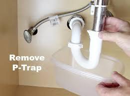 Bathtub Drain Trap Diagram by Bathtub Drain Trap Removal 28 Images How To Clear A Clogged