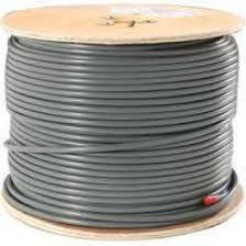 100m Cable Red Rgido UTP Cat 6 10 100 1000