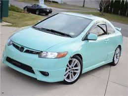 The 25 best 2006 honda civic si ideas on Pinterest