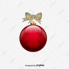 Red Christmas Ornament Decorative Pattern Ornament Clipart