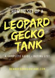 Do Baby Leopard Geckos Shed by Bearded Dragon Tank U2014 How To Create A Moist Hide For A Leopard Gecko