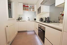 Small L Shaped kitchen Modern Kitchen London by LWK