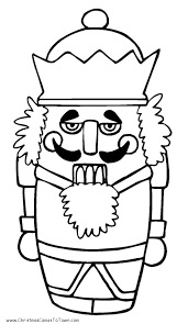Christmas Decorations Coloring Pages Printable Free