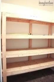 build wood storage shelves basement building for u2013 bradcarter me
