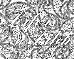 Pin Drawn Word Coloring Page 9