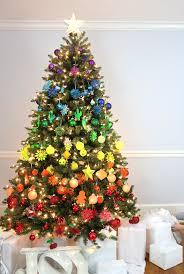 Raz Christmas Trees 2011 by árbol De Navidad Arco Iris Rainbows Christmas Tree And Holidays