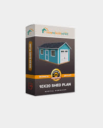 10x20 Storage Shed Kits by 30 Free Storage Shed Plans With Gable Lean To And Hip Roof Styles