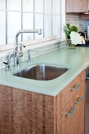 10 Most Popular Kitchen Countertops Another Glass Countertop