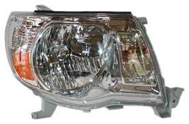 tyc 20 6577 00 toyota tacoma passenger side headlight