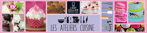 cours de cuisine melun cours pate a sucre et cupcakes lille ateliers cerf dellier