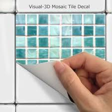 stickers carrelage salle de bain wall tile decals vinyl sticker waterproof tile or wallpaper for