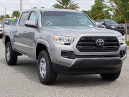New 2019 Toyota Tacoma SR Double Cab In Orlando #9710002 | Toyota Of ...