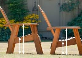 adirondack upright adirondack chair french creative