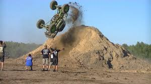 100 Pics Of Mud Trucks This Unbelievable Truck Performs A Massive Back Flip F A