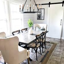Simple Summer Dining Room Update