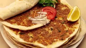 cuisine turc facile recette de pizza turque lahmacun pizza à la viande hachée
