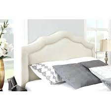 Ana White Headboard King by White Upholstered Headboard Canada Padded Double Tufted Full Size