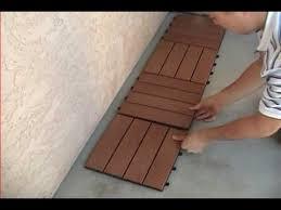 shantex eco tile system installation