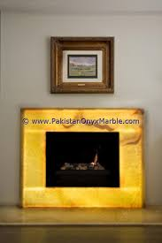 backlit onyx fireplaces backlighting onyx fireplaces surrondings