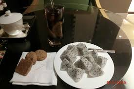 late evening snacks before bed at the exec lounge one of the