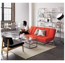 popular of orange sleeper sofa flex orange sleeper sofa cb2