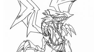 YU GI OH Coloring Pages Printable Of Yugioh Sheets