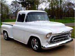 Luxury 1957 Chevy Trucks For Sale In Texas - 7th And Pattison 9 Sixfigure Chevrolet Trucks 3100 Pickup V8 Project 1957 Pickup For Sale Classiccarscom Cc1035770 Rare Napco 4x4 Shortbed Stepside Project Gmc Panel Truck Hot Rod Network 12 Ton 502 Sale On Chevy Cameo Classic