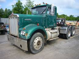 1978 Kenworth W900A Tandem Axle Day Cab Tractor For Sale By Arthur ...