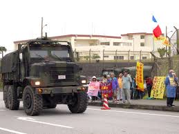 100 Mitchell Medium Truck Okinawa Pocket Of Resistance The Japan Times